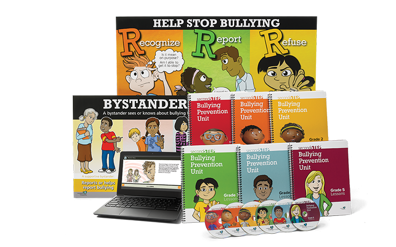 Bullying Prevention Unit K–5 Bundle