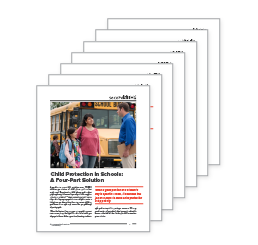 Child Protection White Paper image