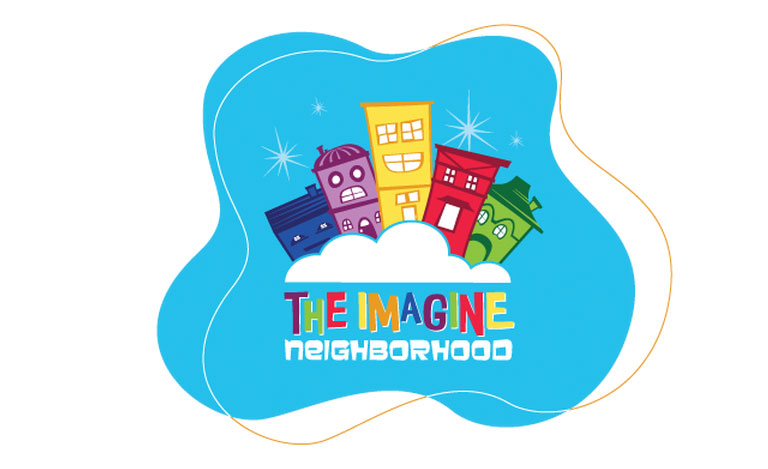 imagine neighborhood logo