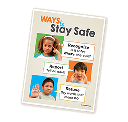 cpu g2 ways to stay safe poster