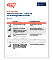 Social-Emotional Learning Curriculum | Second Step