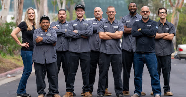 Black Mountain Plumbing Employees