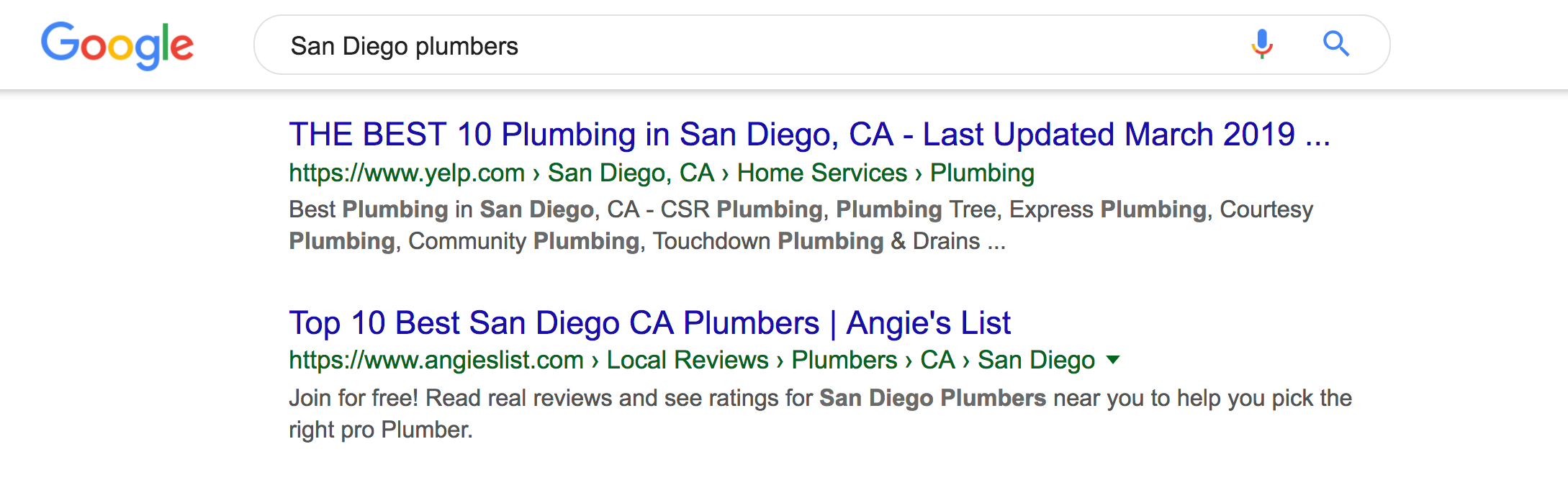 Housecall Pro Plumbing Marketing Ideas Google search