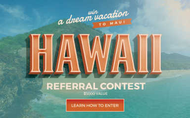 Hawaii Sweepstakes!