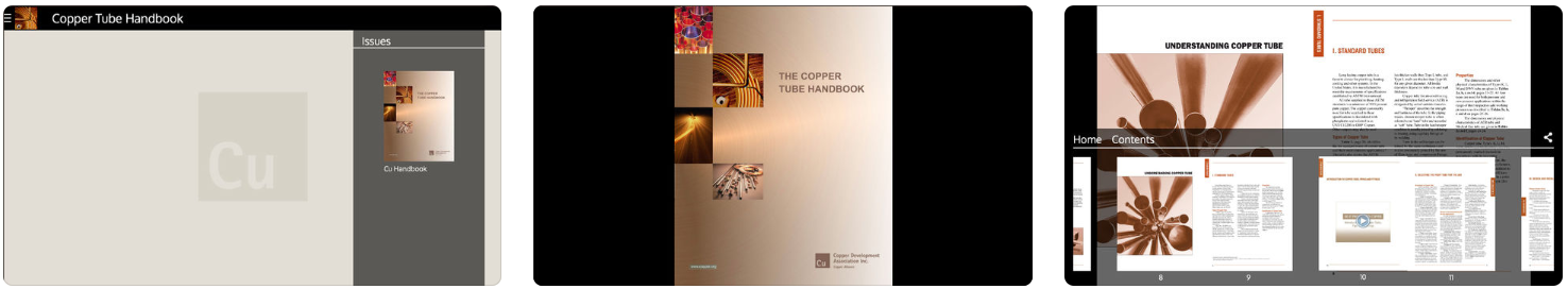 copper tubing handbook Plumbing Apps