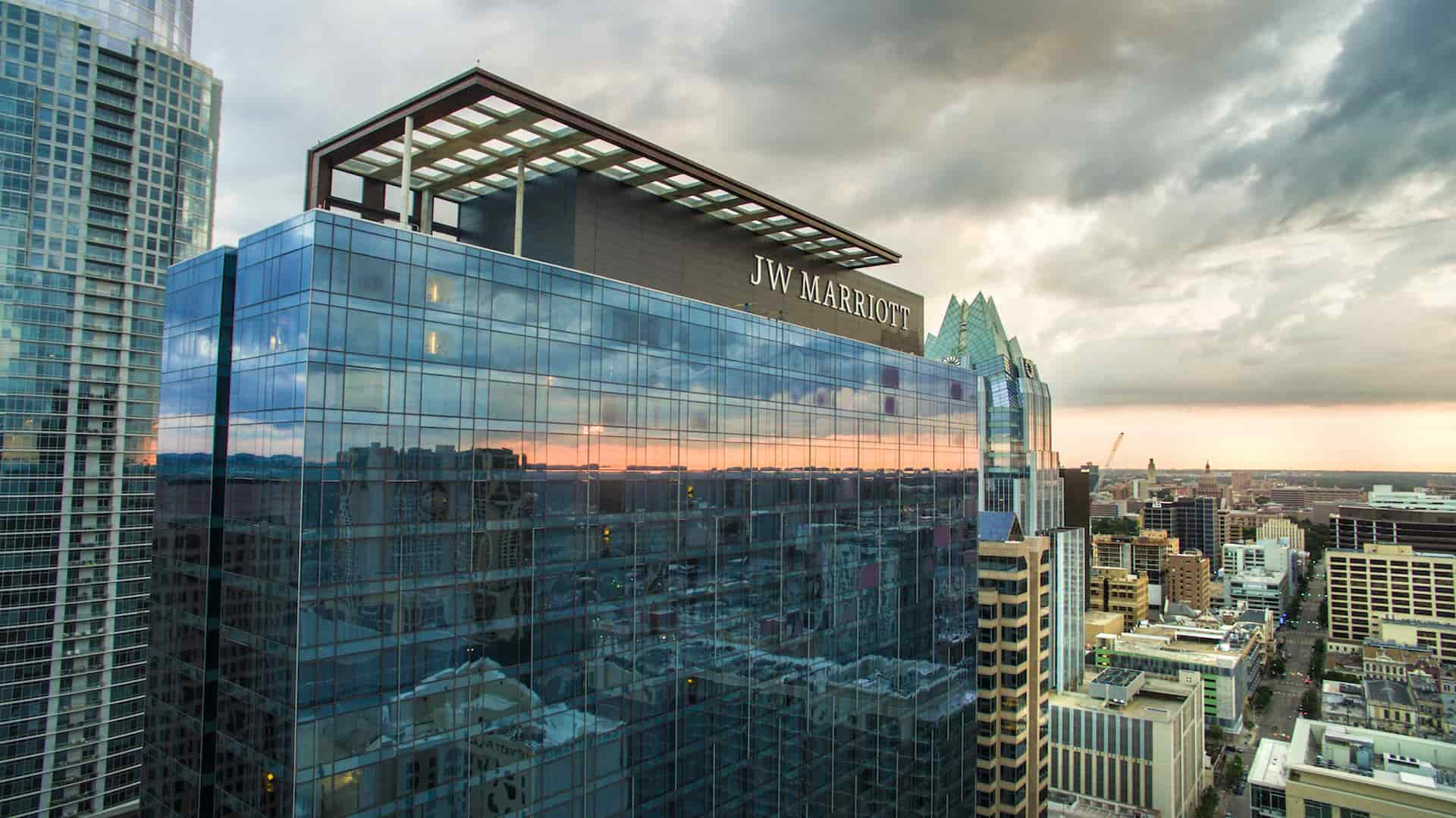 JW Marriott Austin in Austin, Texas