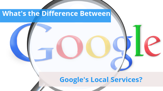 Google Local Services hero image