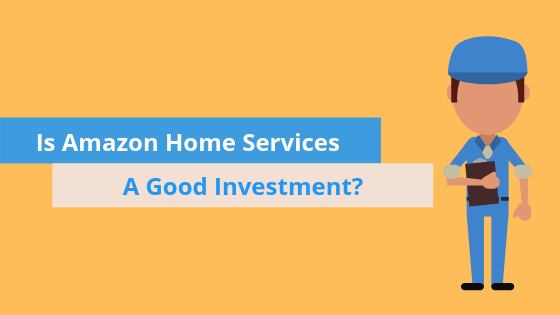Amazon Home Services hero image