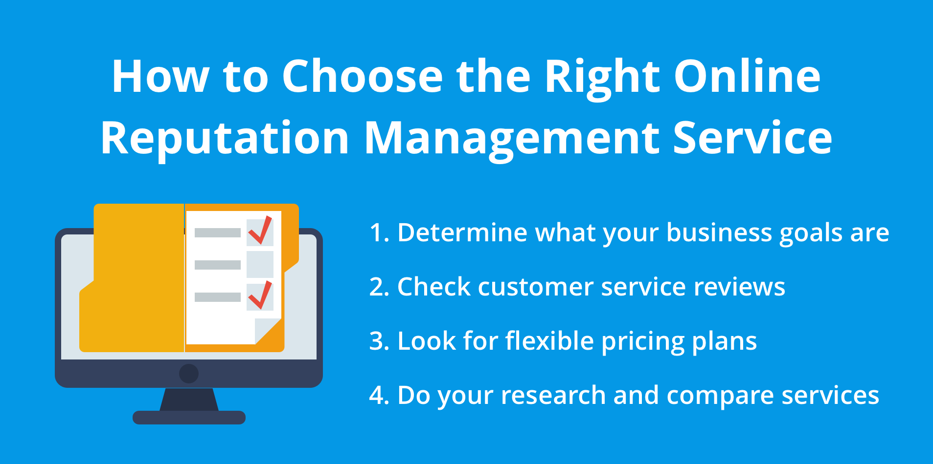 Finding the Perfect Reputation Management Service for Your Business
