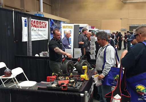 plumbing trade show networking