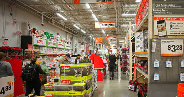Pros Inside HomeDepot