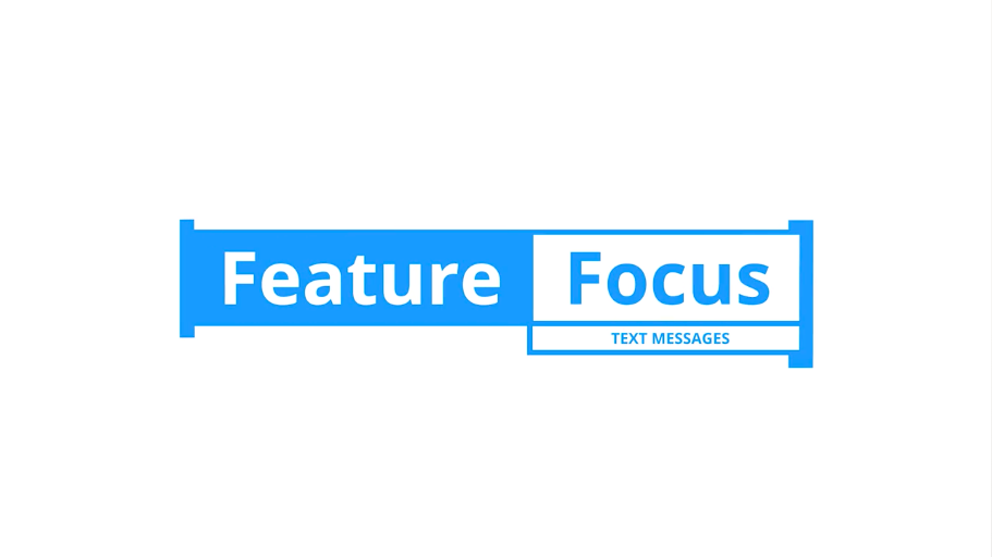 Feature Focus - Text Messages