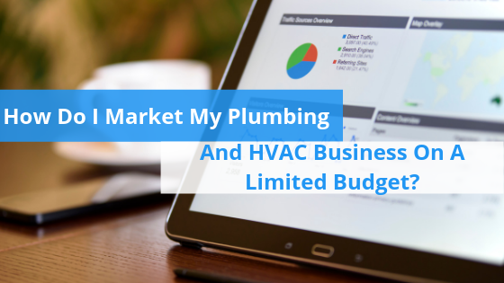 Plumbing HVAC Business hero image