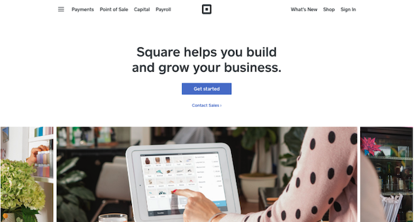 Square | Best for Small Businesses
