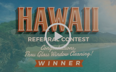 Hawaii Contest Announcement