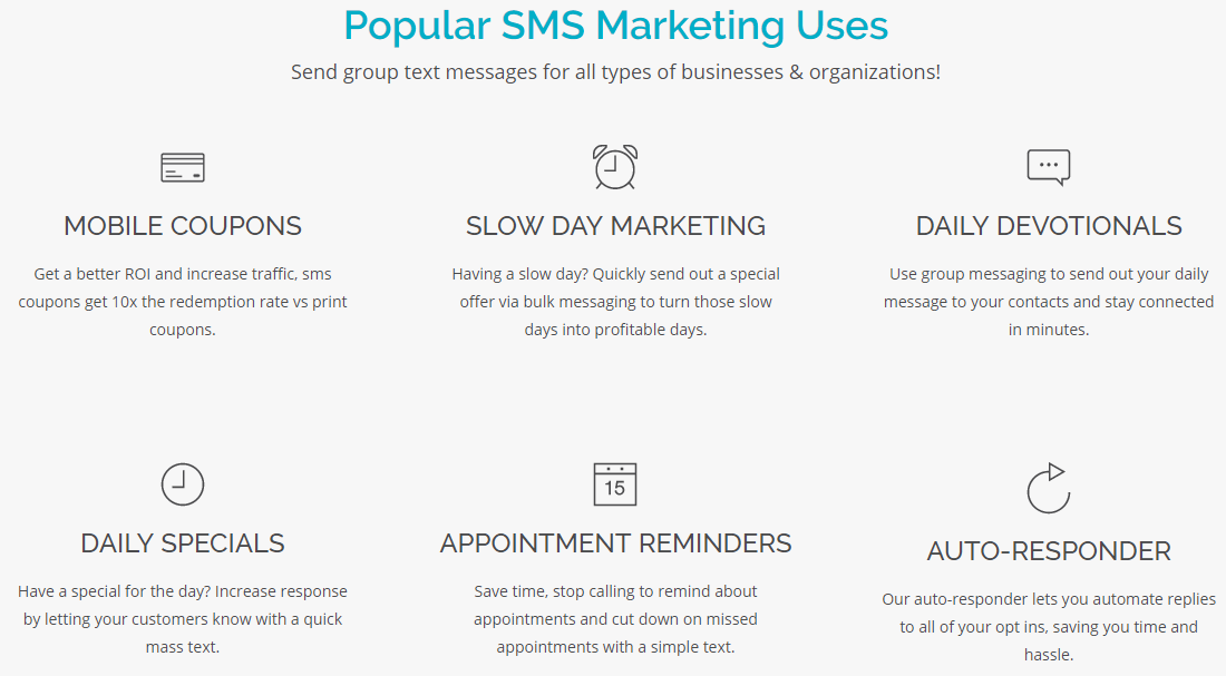 Best Text Message Marketing Software and Apps | Housecall Pro