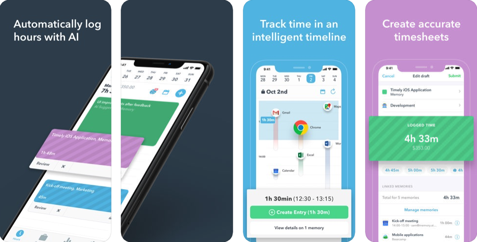 20 Best Time Clock Apps for Small Business   Housecall Pro