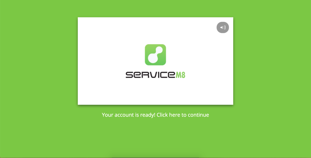 Introduction video on Servicem8