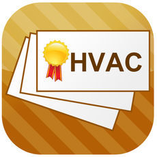 Best HVAC App #1: HVAC Flashcards by BH Inc