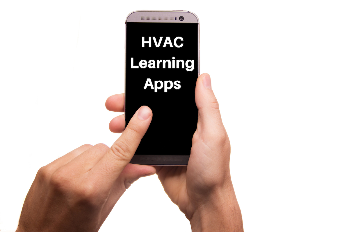 HVAC learning app hero