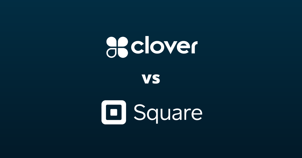 Clover vs. Square logos