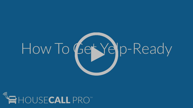How to set up Yelp online booking video thumbnail