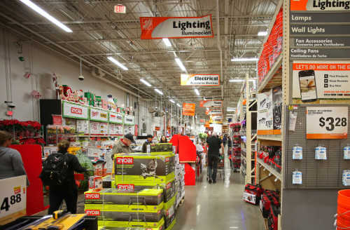 home depot vs lowes