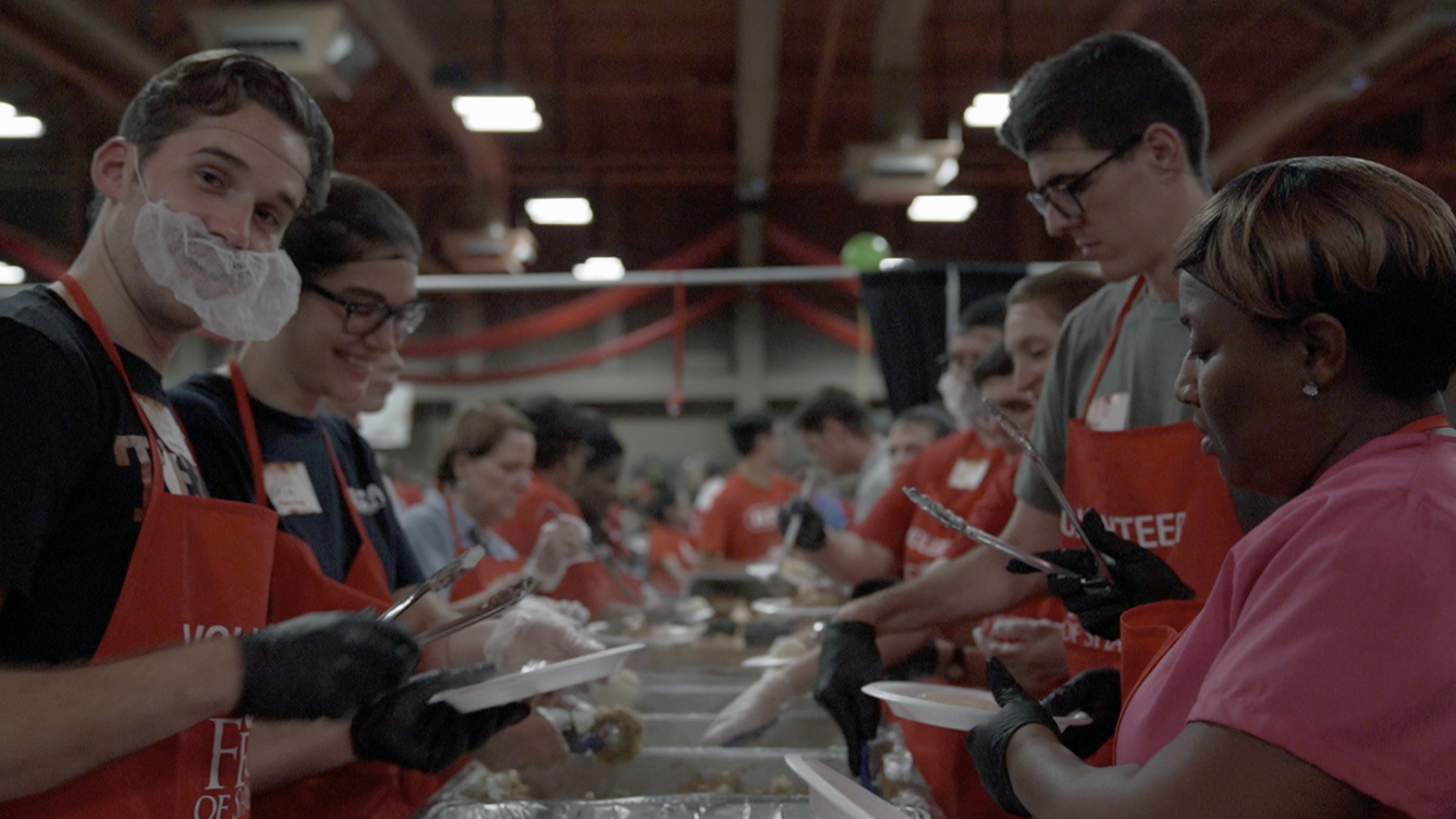 Watch Inside H-E-B's Feast of Sharing