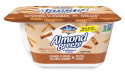 Almondmilk Yogurt & Caramel Flavored Almonds & Pretzels