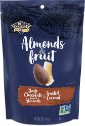 Almendras y Frutas