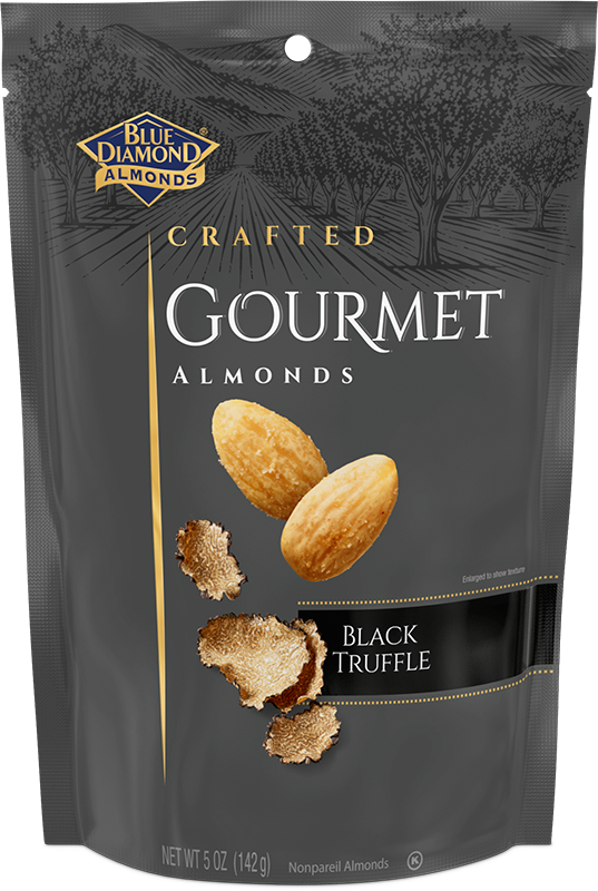 Black Truffle Almonds