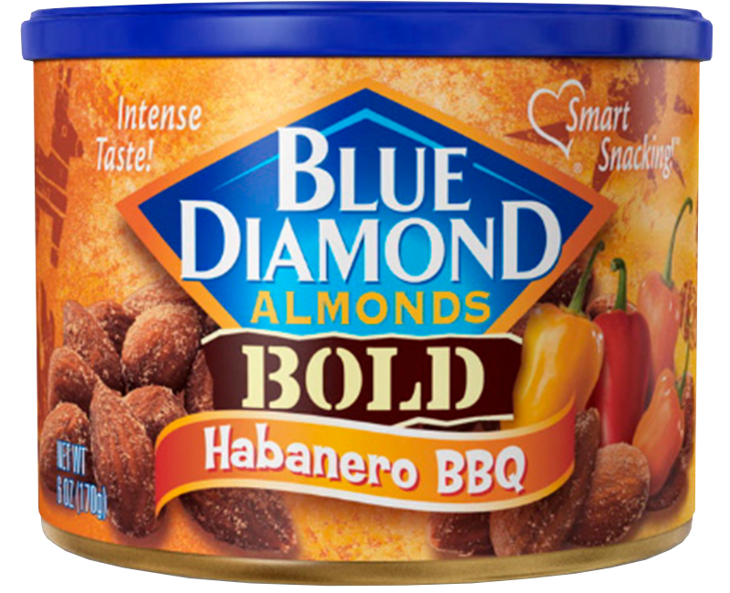 Habañero BBQ Almonds