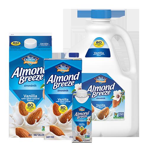 Vanilla Almondmilk | Dairy Free Milk