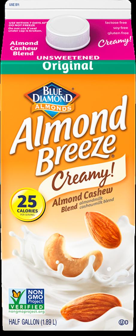 Unsweetened Almond Cashew Milk