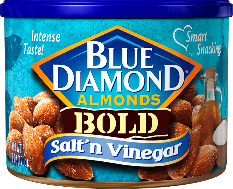 Salt 'n Vinegar Almonds