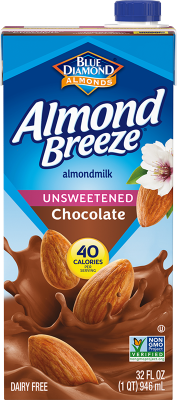 Shelf Stable Unsweetened Chocolate Almondmilk