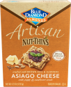 Asiago Cheese Artisan Nut Thins