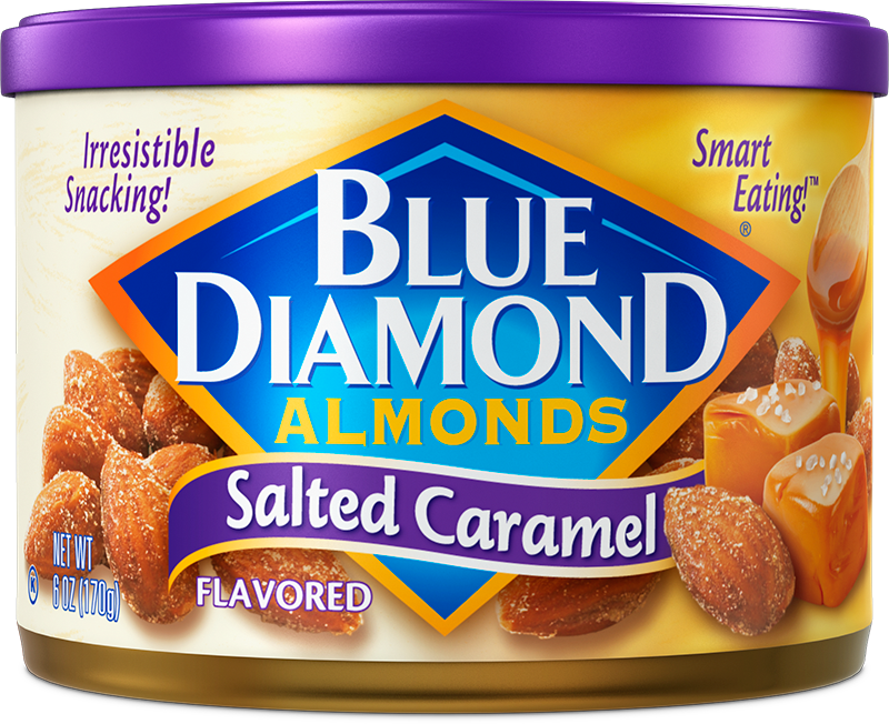 Salted Caramel Almonds
