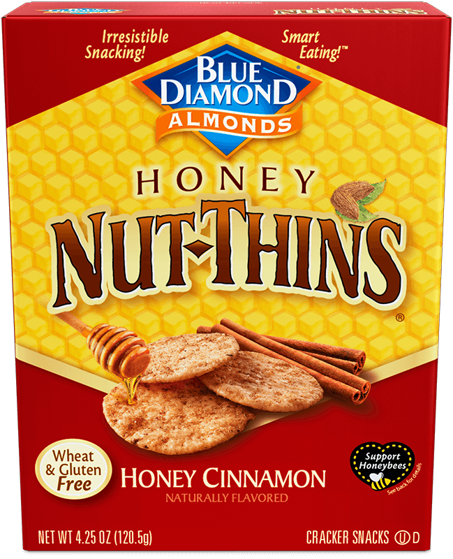 Honey Cinnamon Nut Thins