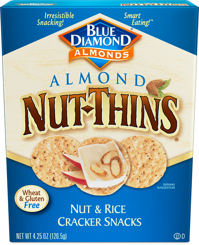 Almond Nut Thins
