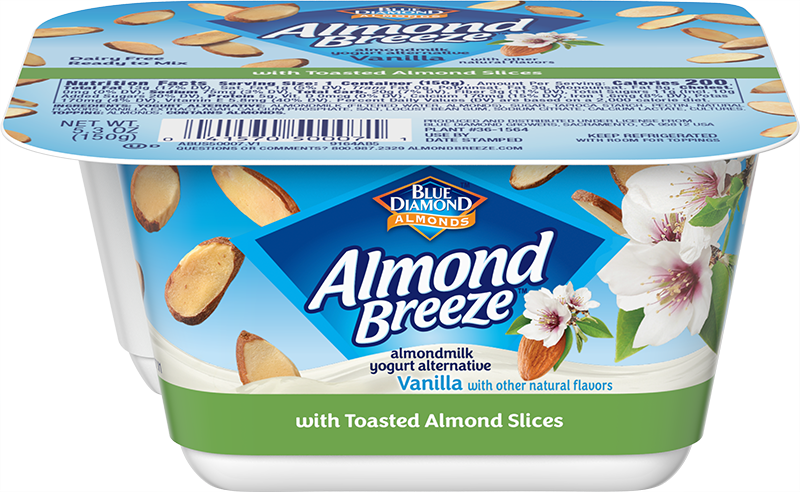 Toasted Almond Slices