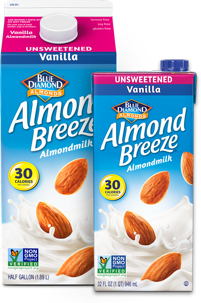 Aldi Unsweetened Vanilla Almond Milk Nutrition – Besto Blog