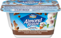 Almond Yogurt Alternative + Chocolate Flavored Almonds & Dark Chocolate