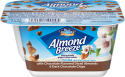 Almondmilk Yogurt + Chocolate Flavored Almonds & Dark Chocolate