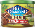 COMING SOON: Spicy Dill Pickle Artificially Flavored Almonds