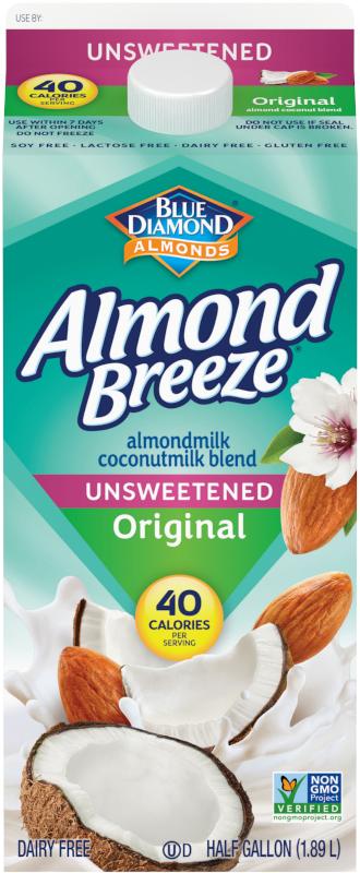 Unsweetened Almond Coconut Milk