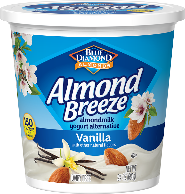Vanilla Almondmilk Yogurt Alternative