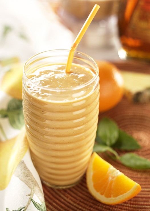 Orange Monster Mash Smoothie