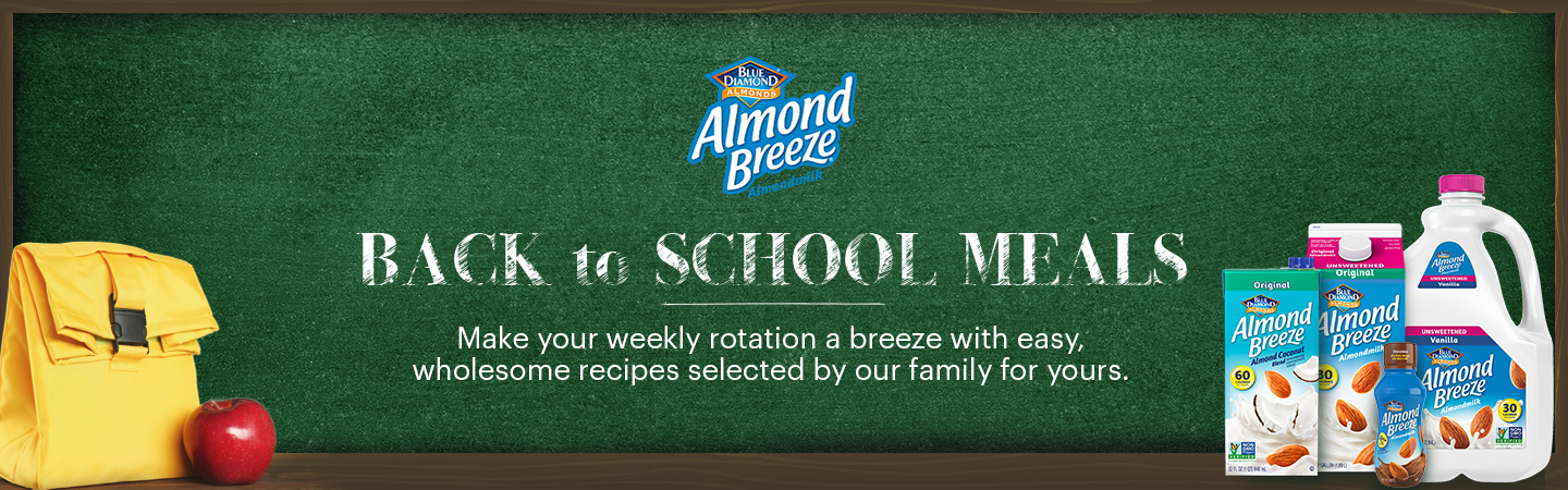 Make Back to School Mealtime a Breeze