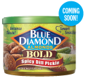 Spicy Dill Pickle Artificially Flavored Almonds
